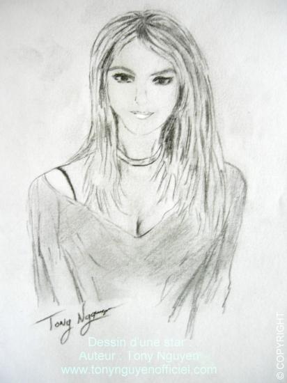Virginie Efira by tonynguyen